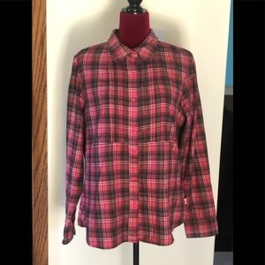Women's The North Face Flannel Shirt